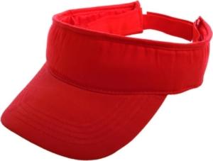 Козирка BONO /червена/ Код: 078068