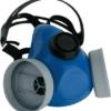 Маска за дихателна защита с два филтъра MILLA