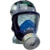 Лицева дихателна маска с един сменяем филтър Advantage 3100