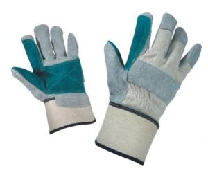 Работни ръкавици от телешка кожа MAGPIE Код: 077094