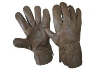 Работни ръкавици от телешка кожа FRANCOLIN Код: 077066
