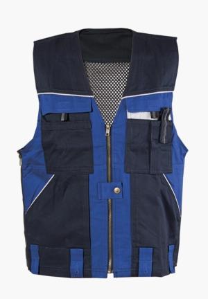 Работно облекло - Работен елек със светлоотразителни ленти STANMORE
