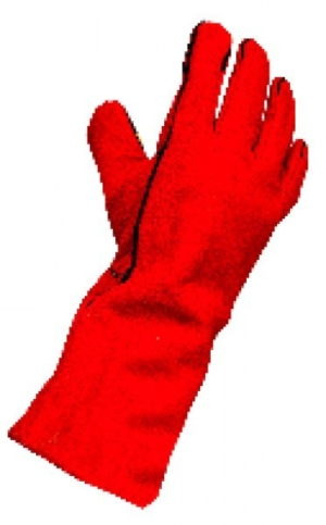 Работни ръкавици за заварчици и леяри. Код: 077170