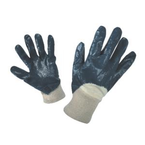 Работни ръкавици от трико, топени в нитрил HARRIER Код: 077075