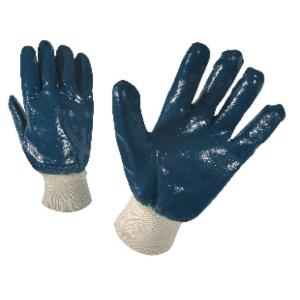Работни ръкавици ROLLER изцяло топени в нитрил Код: 077129