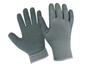 Работни ръкавици топени в латекс DIPPER Код 077037