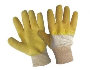 Работни ръкавици топени в латекс TWITE Код: 077165