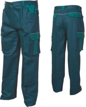 Работно облекло - Работен панталон със светлоотразителен кант 078029