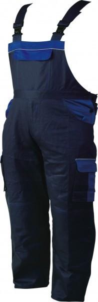 Полугащеризон за работа в син цвят Код: 078025