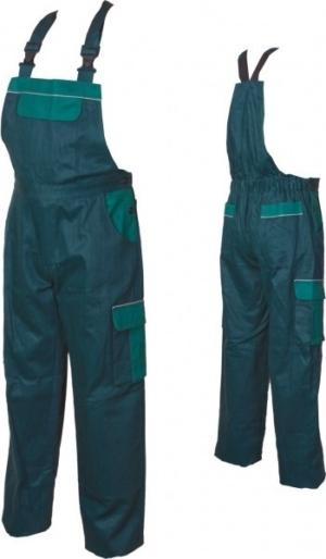Работно облекло - Зелен полугащеризон Код: 078023