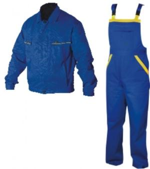 Работен костюм - полугащеризон и яке L2 Код: 078264