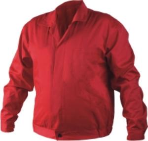 Работно облекло - Работно яке NAXOS-S/цвят червен/ Код: 078328