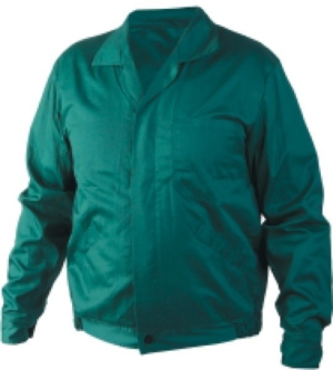 Работно облекло - Работно яке NAXOS-S/цвят зелен/ Код: 078327