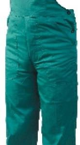 Работно облекло - Работен полугащеризон REX-S /цвят зелен/ Код: 078405