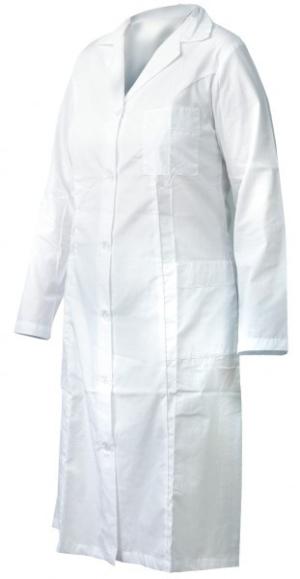 Медицински дрехи - Дамска манта с дълъг ръкав M6 Код: 078597