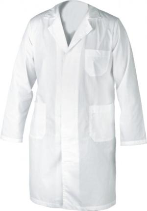 Медицински дрехи - Мъжка манта с дълъг ръкав M5 Код: 078596