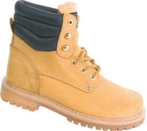 Работни обувки HONEY ANKLE / жълт/ Код : 076168