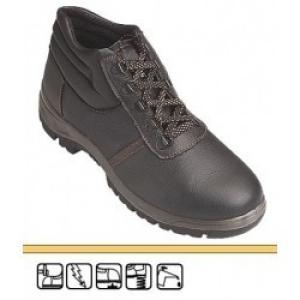 Работни обувки цели AGATE HIGH S1P