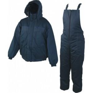 Зимни работни комплекти - полугащеризони с якета