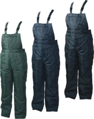 Работни дрехи - Зимен полугащеризон Titan2
