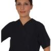 Дамска туника с къс ръкав и панталон. Код 2011