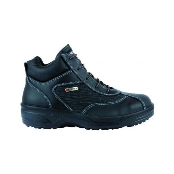 Работни обувки тип бота модел BRIGITTE BLACK S3 SRC