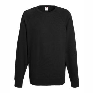 Мъжка блуза с дълъг ръкав модел ID10 (черна)