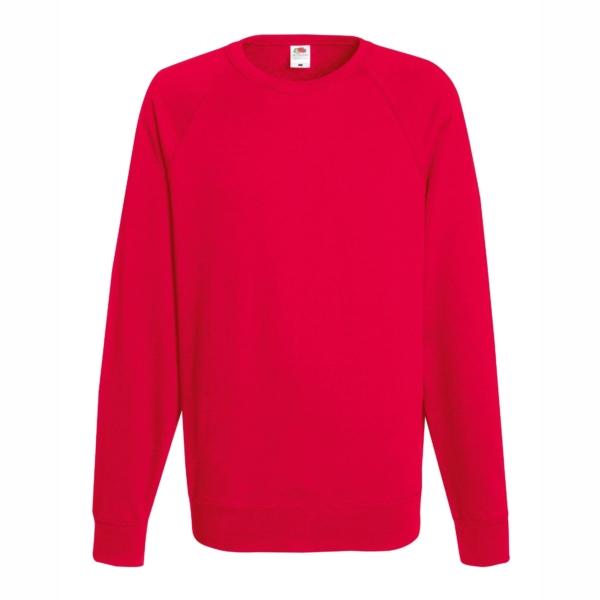 Мъжка блуза с дълъг ръкав модел ID10 (червена)
