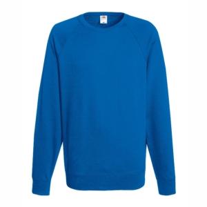 Мъжка блуза с дълъг ръкав модел ID10 (синя)