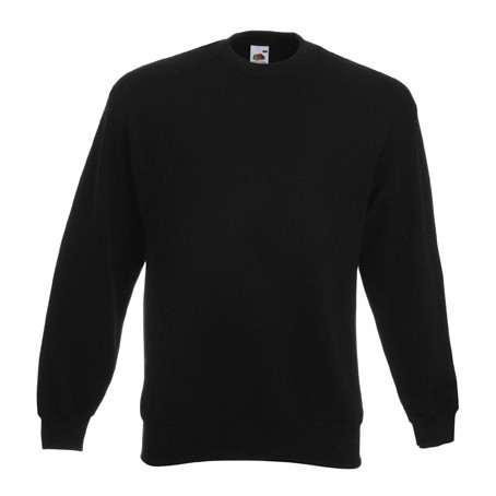 Класическа блуза с дълъг ръкав ID79 (черна)