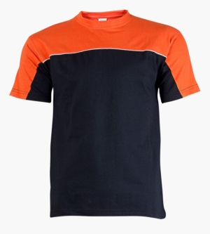 Тениска от трико модел EMERTON