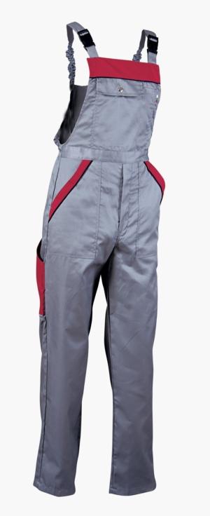 Работен костюм- полугащеризон с яке модел DIMMY