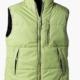 Работен дамски двулицев елек ROSEVILLE (зелен цвят) Код: 078425