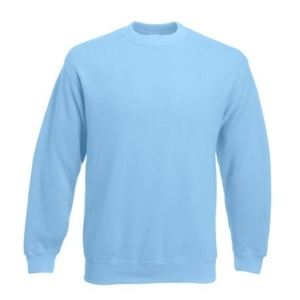Мъжка блуза с дълъг ръкав ID 79 (светло син цвят)