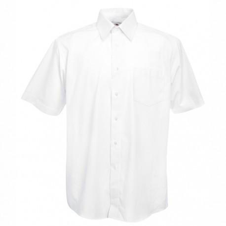 Елегантна мъжка риза (бяла) ID36