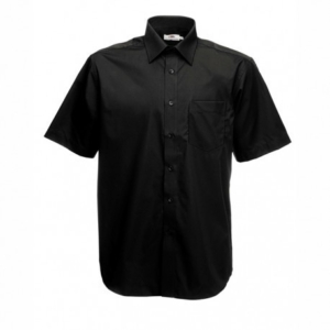 Елегантна мъжка риза (черна) ID36
