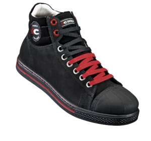 Работно обувки- високи модел STEAL S3 SRC