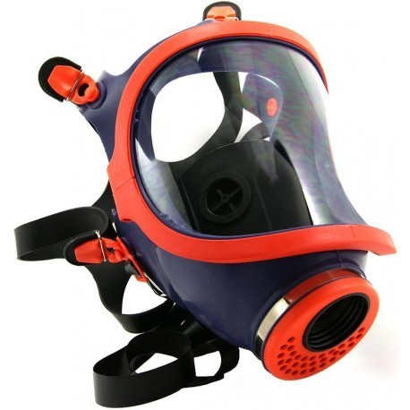 Противогаз /цяла лицева маска/ CLIMAX 731. Код: 09045