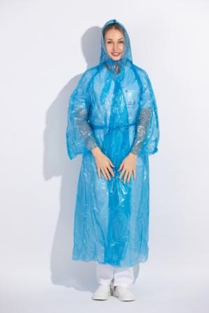 Дъждобран (еднократен) в торбичка - POLY