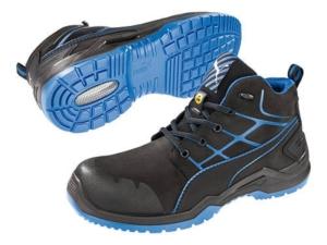 Работни обувки модел PUMA KRYPTONE BLUE MID S3 ESD SRC Код: 076243