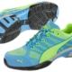 Работни обувки PUMA Lady CELERITY KNIT Blue WNS S1P