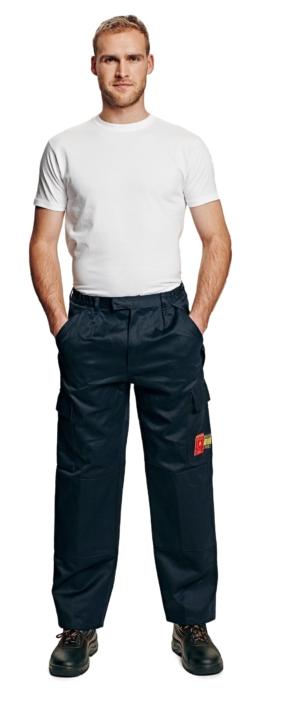 Работен панталон за заварчици модел COEN