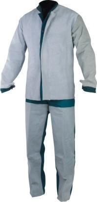 Работен костюм за заварчици модел ZAVA
