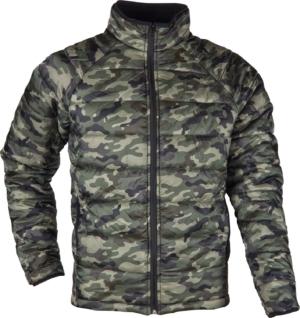 Зимно камуфлажно яке, модел: LIGHT KAMO JACKET