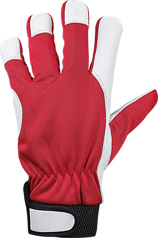 Зимни работни ръкавици от агнешка кожа