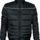 Зимно яке-черен цвят, Модел: BLAZE JACKET, Код:078053