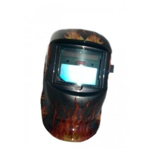 Заваръчна фотосоларна маска с възможност за регулиране на затъмнението 8-13