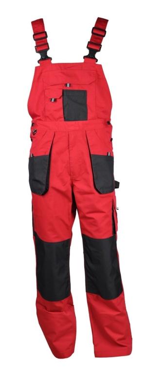 Работна дреха- полугащеризон модел EMERTON RED