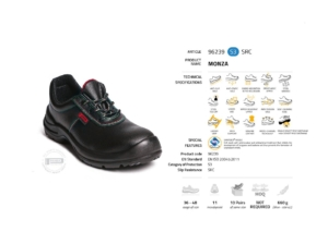 Работни обувки Панда Monza S3