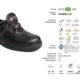 Работни обувки Panda Strada